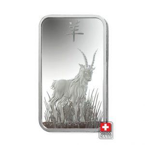 srebro 10 gram sztabka