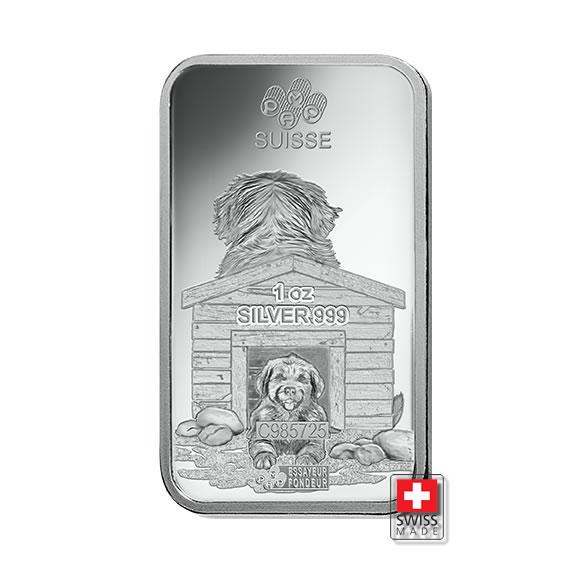 sztabki 31 g srebrna
