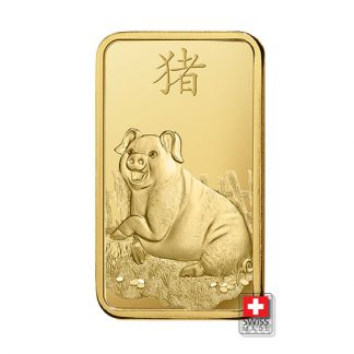 złoto pamp 1 gram