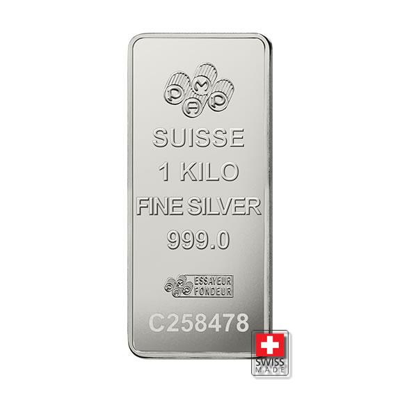 1 kg fortuna srebro