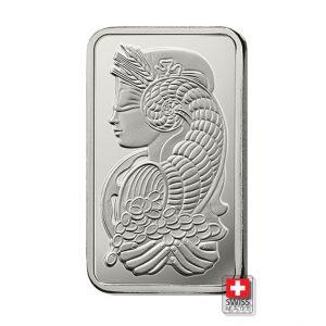 srebrna sztabka 100 gram
