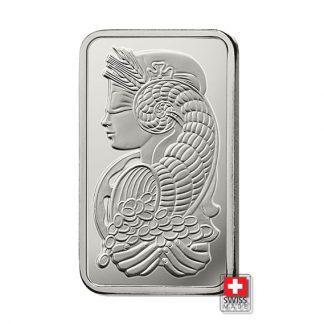 srebro sztabka 2 gramy