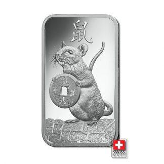 sztabka 10 g srebro