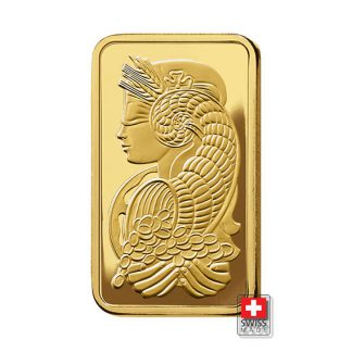 sztabka 50 gram złoto