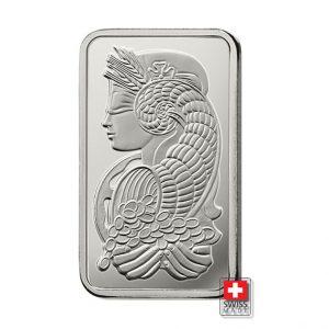 sztabka srebra 1 uncja