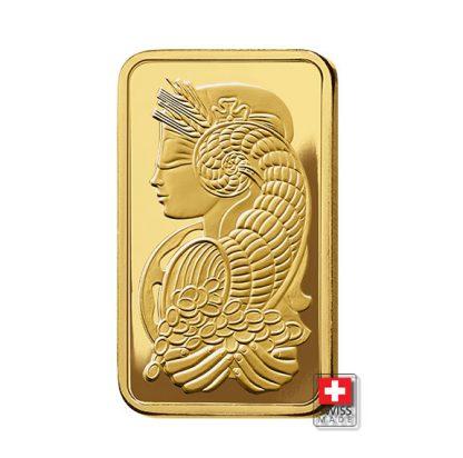 sztabka złota pamp fortuna