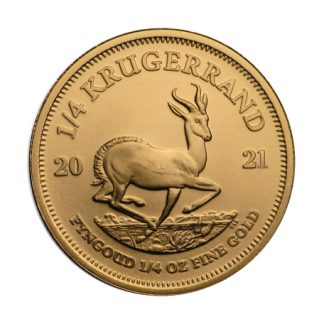 Krugerrand Złoto