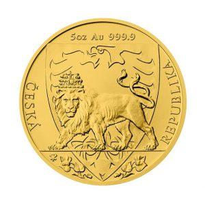Złote Monety Lew