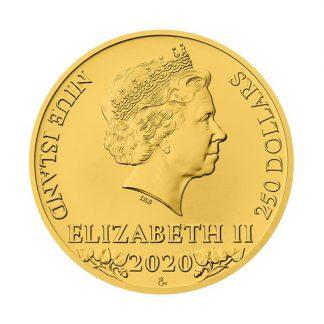 Złota Moneta Lew