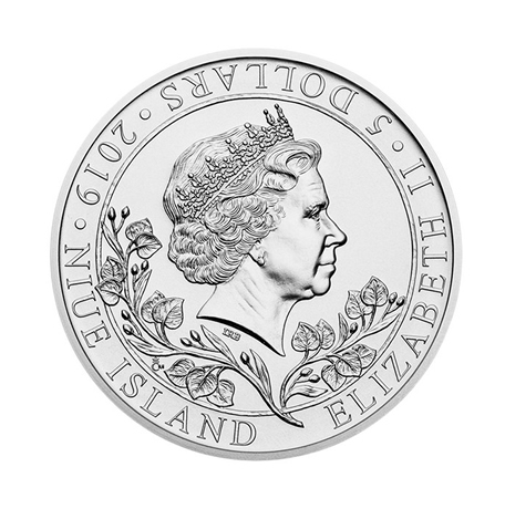 Moneta Srebrna – 2 oz