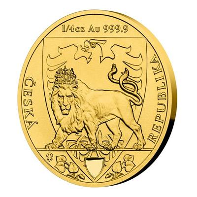 Złoty Czeski Lew