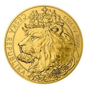 Złota moneta 1 kg