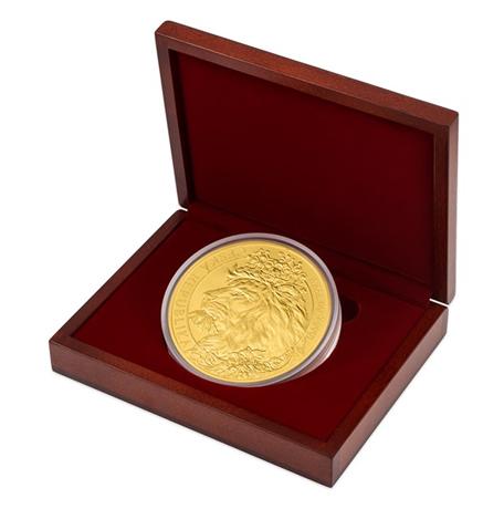 Opakowanie moneta Czeski Lew