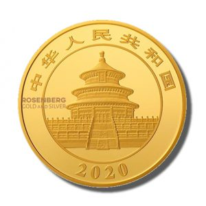 Moneta Panda 50 g