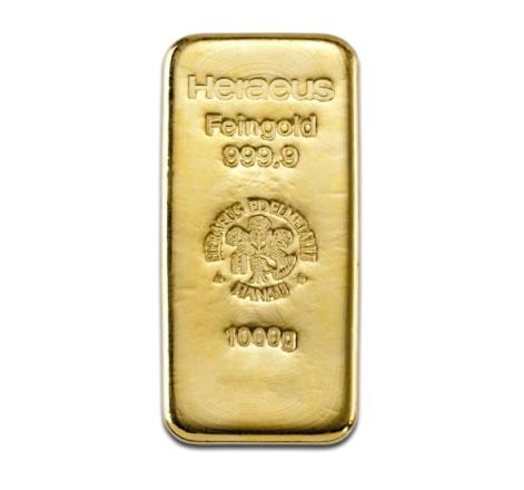 1 kg złota