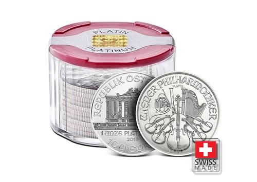 monety platyna
