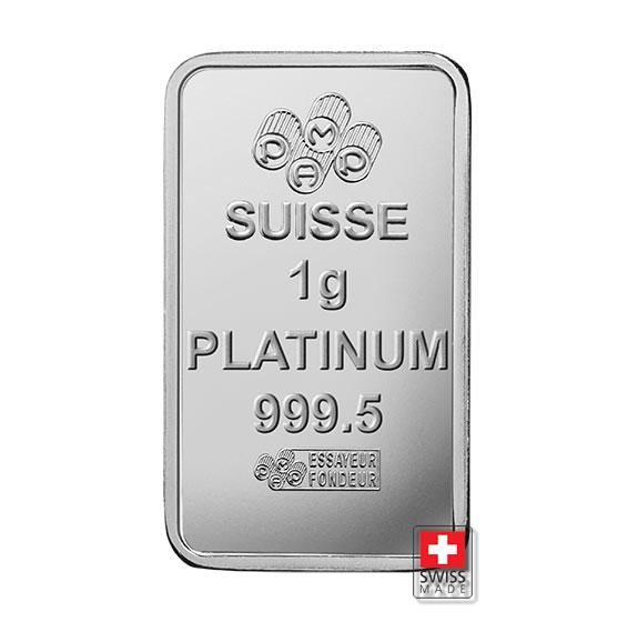 platinum sztabka