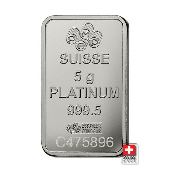 platyna Fortuna 5 gram