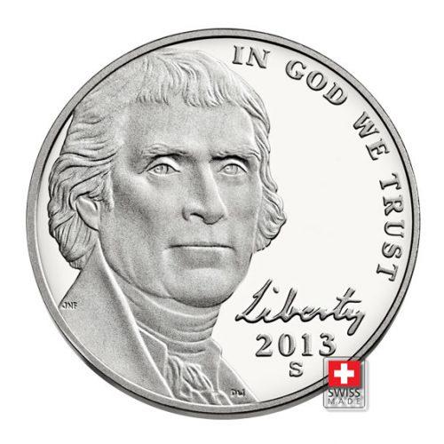 niklowana moneta