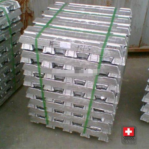 sztabki aluminium