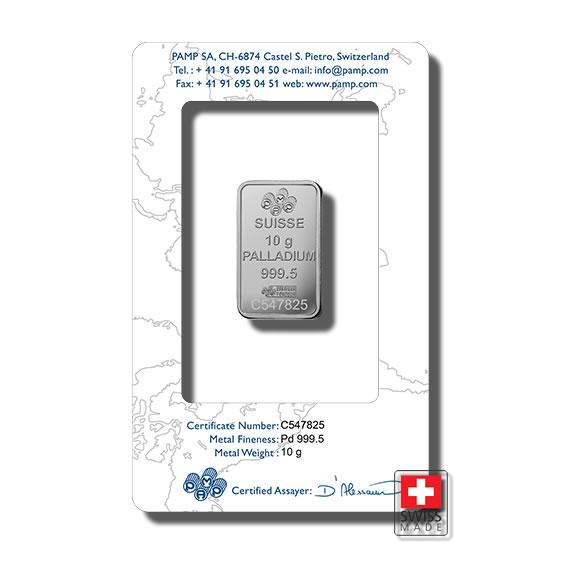 10 gram inwestycyjnego srebra