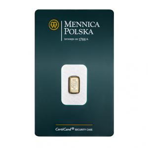 Mennica Polska 1 g