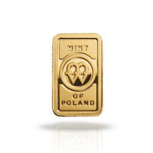 Mennica Polska sztabka 1 g